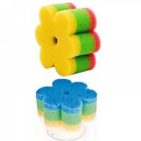 Губка для купания детей Canpol 220615018 с присоской