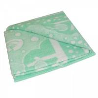 Одеяло байковое арт.57-2ЕТ (100*132) Ермолино