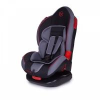 Автокресло Baby Care Polaris 1023, 9-25кг (Черный/Серый)