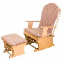 Кресло-качалка для кормления Можга С-254 слоновая кость