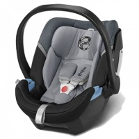 Автокресло Cybex Aton Q Moon Dust