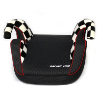 "Автокресло Rant ""Racer"" LB 311 гр.2-3 карбон+ клетка (Black+ Cheeker)"