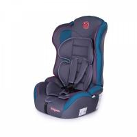 Автокресло Baby Care Upiter Plus (9-36кг) (Голубой/Серый (Navy/Grey))