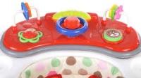 "Ходунки Baby Care ""Sonic"" (белый/красный (white/red))"
