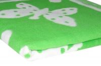 Одеяло байковое арт.57-8ЕТ Ж (140*100) Ермолино