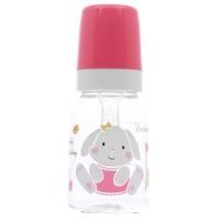 Бутылочка тритановая Canpol (BPA 0%) с сил. соской, 120 мл. 3+ Sweet fun 2102040