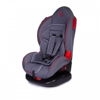 Автокресло Baby Care Polaris 9-25кг (Серый/серый)