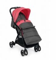 Коляска Cam Curvi детская прогулочная , цвет 121 темно-серый/розовый