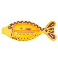 "Термометр в ванную Lubby 13697 ""Рыбка"", от 0 мес., безопасный пластик"