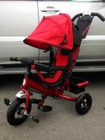 Велосипед My Mummy 6288N красный, надувные колеса