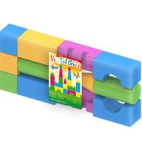 """Конструктор выдувной """"Кубики"""" - 12 Нордпласт арт.404"""