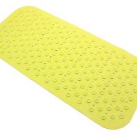 Коврик ROXY-KIDS BM-34576-G антискользящий резиновый для ванны 34,5х76 см (с отв
