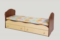 Кровать Сафаня Малышка таволато/ваниль