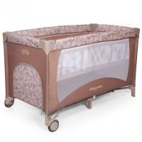 Манеж Baby Care Arena (коричневый)