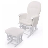Кресло-качалка для кормления Nuovita Barcelona (Bianco/Белый)