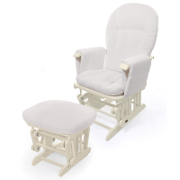 Кресло-качалка для кормления Nuovita Barcelona (Avorio/Слоновая кость)