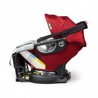 Автокресло с базой 0+ Orbit Baby Infant Car Seat G2 (Красный, R)