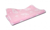 Одеяло байковое арт.57-6ЕТ Ж (118*100) Ермолино