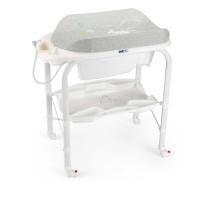 Пеленальный стол Cam Cambio, цвет - 226 серый с зайчиком