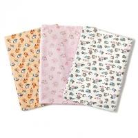 Пеленка Семицветики 1001 И трикотажная отделка оверлок 120*90 см
