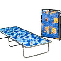 Раскладная кровать 190*70 ЯЗКМ КТР-3 МУРОМЕЦ, до 130кг, жесткая