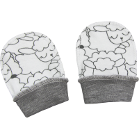 Рукавички Топотушки 0613 серый швы наружу