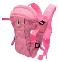 Рюкзак-кенгуру Baby Care 3183 (Pink, розовый)