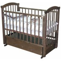 Кровать Можга С-625 Ирина, маятник, шоколад