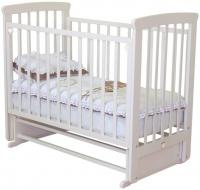 Кровать Можга С-700, Марина, маятник белая