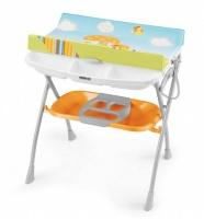 Пеленальный стол Cam Volare C203008, цвет 215 оранжевый гриб