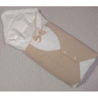 """Выписка зима Margarita 12-100c одеяло-конверт, """"перкаль"""""""
