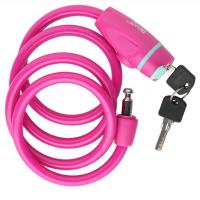 Замок с кодом для колясок ROXY-KIDS RSL-101200P (12х1200 мм) розовый