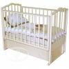 Кровать Можга С-676 Ангелина, маятник прод, ящ, слон.кость