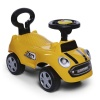 "Каталка Babycare ""Speedrunner"" (музыкальный руль) (Желтый)"