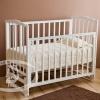 Кровать Можга С-619 Кристина белый